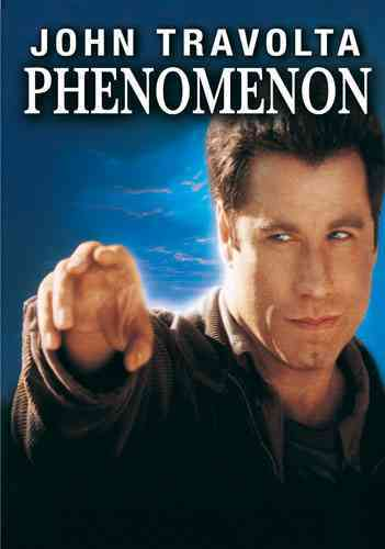 PHENOMENON BY TRAVOLTA,JOHN (DVD)