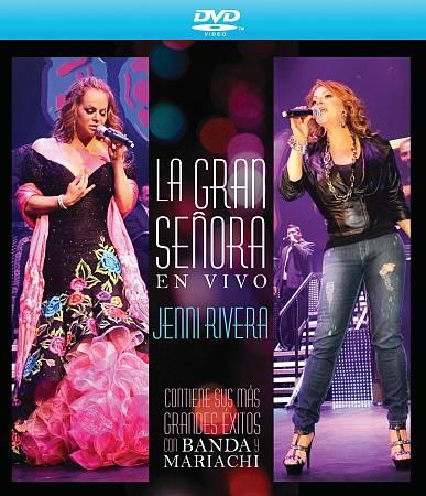 LA GRAN SENORA Y SUS BY RIVERA,JENNI (DVD)